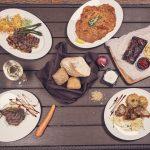 ресторант меню основни ястия